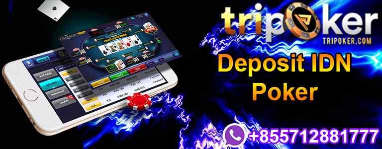 Deposit IDN Poker