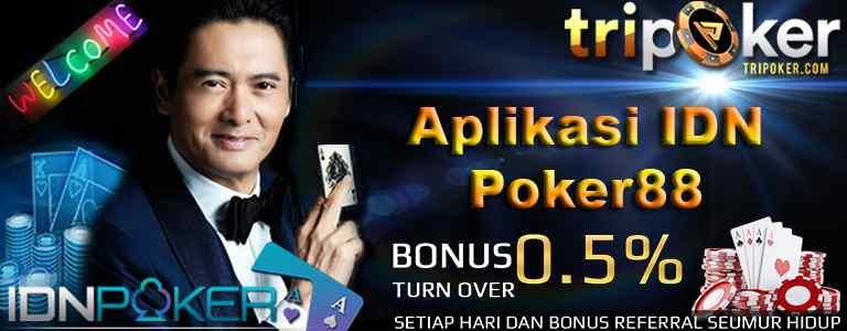 Aplikasi IDN Poker88