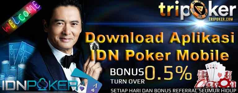 Download Aplikasi IDN Poker Mobile